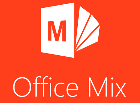 Office Mix is Being Retired