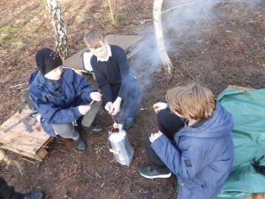 Building Positive Relationships – Outdoor Education
