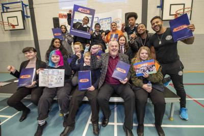 Strategy says #yes to bright future for city's young people