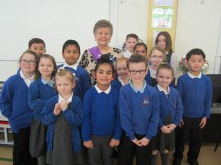 Happy Retirement Mrs Lockley