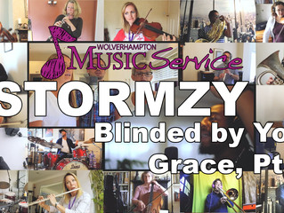 Music Service perform Stormzy hit to inspire young people