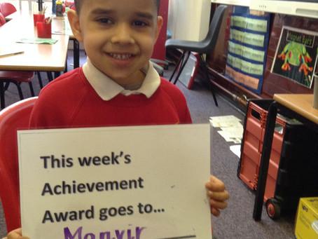 Achievement Awards - Week 14