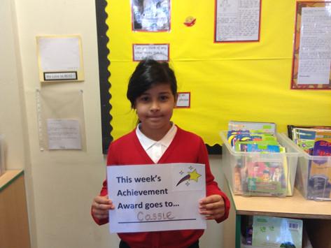 Achievement Awards - Year 3