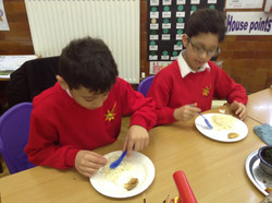 Chinese Food Tasting
