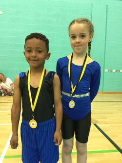 KS1 Gymnastics Competition