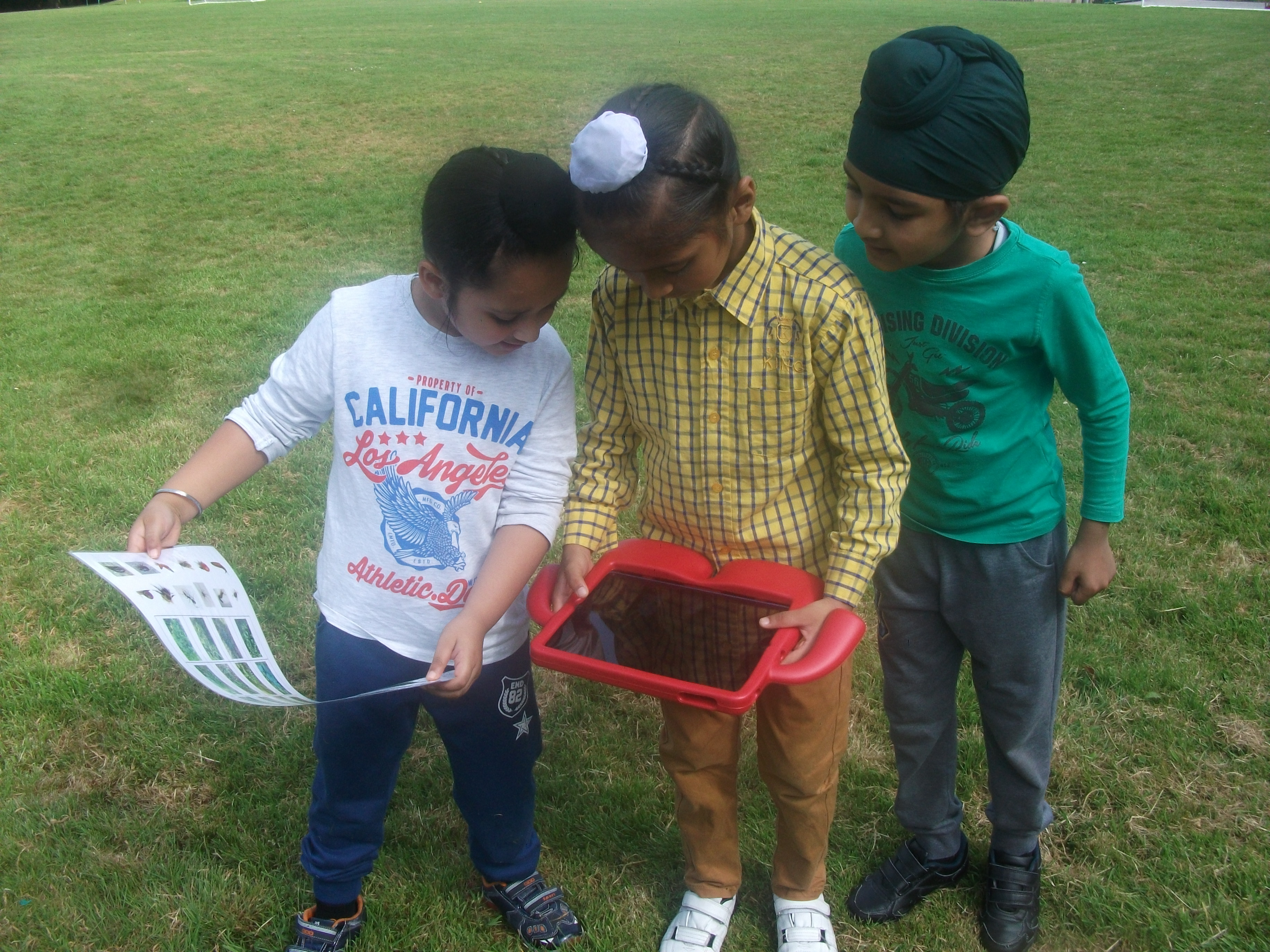 Year 1 St. Mary's Forest School (4)
