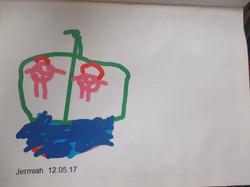A Pirate Ship - Jermiah Nursery