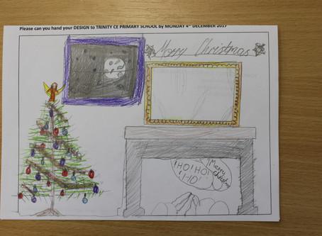 Christmas Card Winner