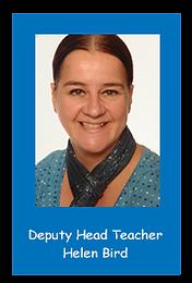 Deputy Head Teacher - Helen Bird