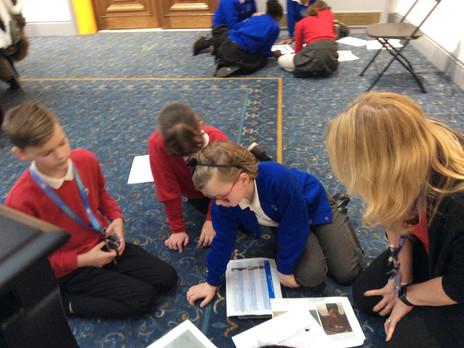 Class 6 - Visit to Wolverhampton Art Gallery