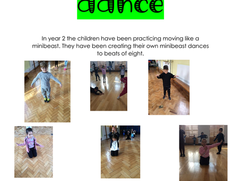 Minibeast Dance
