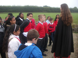 Year 5 Wroxeter Roman Site