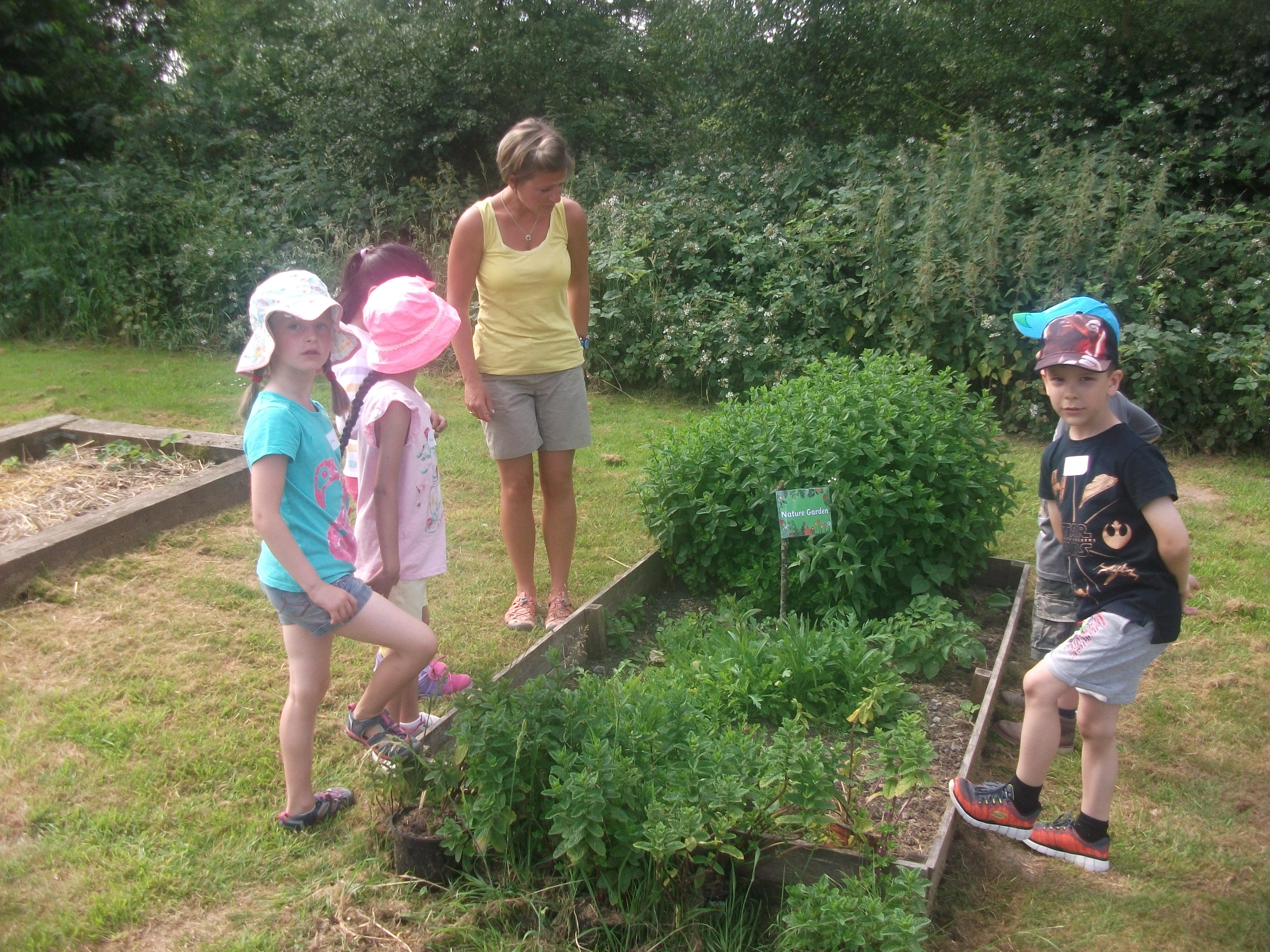 Year 1 St. Mary's Forest School (5)
