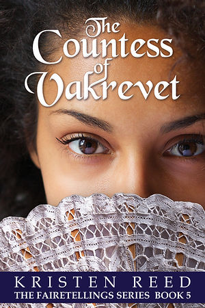 The Countess of Vakrevet - Print Cover 6