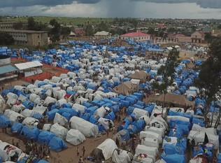Thousands flee fighting in eastern DR Congo to Uganda