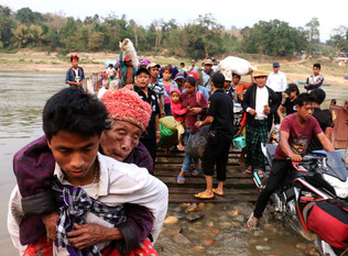 'Slow genocide': Myanmar's invisible war on the Kachin Christian minority