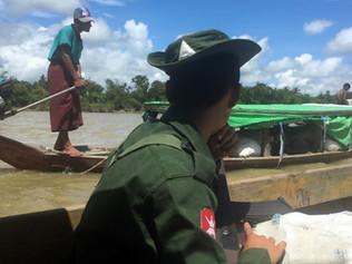 WFP Warns of Food Shortages in Myanmar's Rakhine State