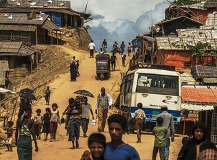 David Miliband: world must step up support for Rohingya refugees