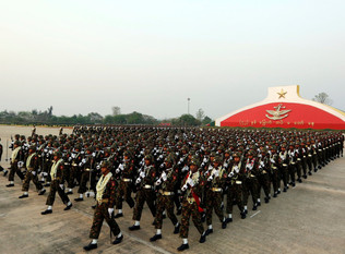 For Myanmar's Army, Ethnic Bloodletting Is Key to Power and Riches