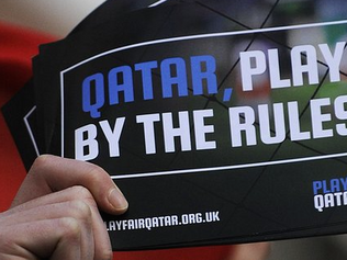 Qatar: FIFA Faces 'tough decision' Over World Cup if Human Rights Abuses Continue