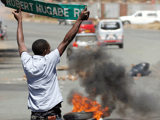 Confrontation in Zimbabwe Turns Increasingly Violent
