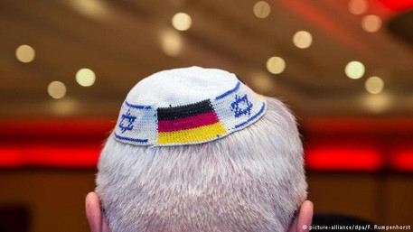 How Germany's anti-Semitism commissioner plans to fight hatred