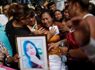 Why did 41 girls die at a Guatemalan youth shelter?