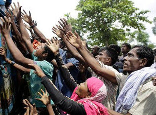 Protection of the Lives of Rohingyas: We Must Respond to the Political and Humanitarian challenges