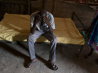 A Child Soldier Sees His Mother After 6 Years. But Why Doesn't He Speak?