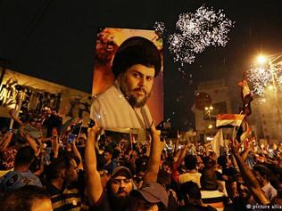 Iraqi Prime Minister Haider al-Abadi trails in preliminary election results