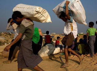 Myanmar and U.N. agree on plan to repatriate Rohingya amid uncertainty over their safety