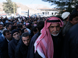 Lebanon Needs Help to Cope With Huge Refugee Influx