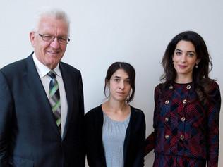 Amal Clooney Says the UN Has Failed Yazidi Women