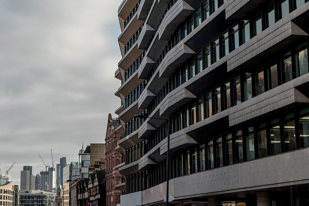 Bell Pottinger's headquarters in London. The public relations firm filed for bankruptcy last September. Credit Andrew Testa for The New York Times