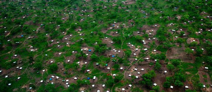 Yida refugee camp, northern Unity State, South Sudan