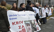 Ratko Mladić convicted of war crimes and genocide at UN tribunal