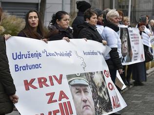 Ratko Mladić convicted of war crimes and genocide at UN tribunal