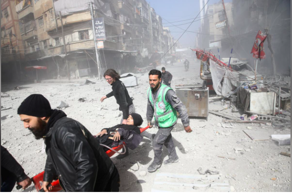 Source for above photo: Reuters/Bassam Khabieh