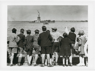By Thanksgiving We Were Americans:  German Jewish Refugees Remember the Holocaust