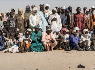 Fleeing Boko Haram, Thousands Cling to a Road to Nowhere