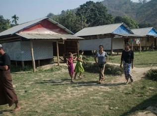 Myanmar's ethnic Rakhine seek Rohingya-free buffer zone