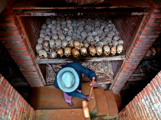 Mass Graves with 2,000 Bodies Discovered Two Decades After Rwanda Genocide