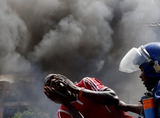 Burundi's Attempted Coup 'Failed'
