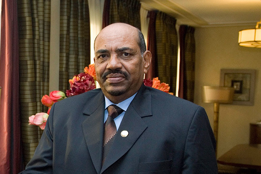 Source  photo of President Omar Al-Bashir of Sudan: UN Photo/Eskinder Debebe