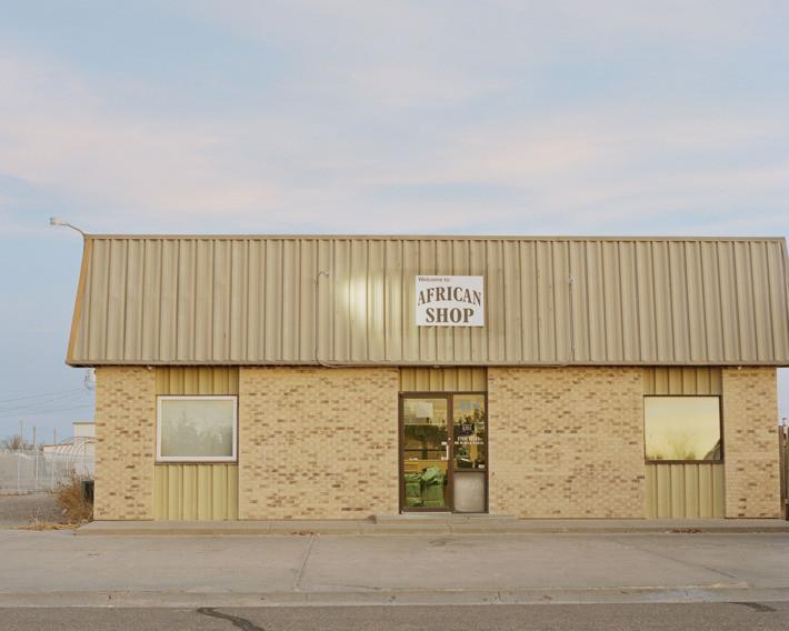 The Africa Shop in Garden City.Photo: Benjamin Rasmussen