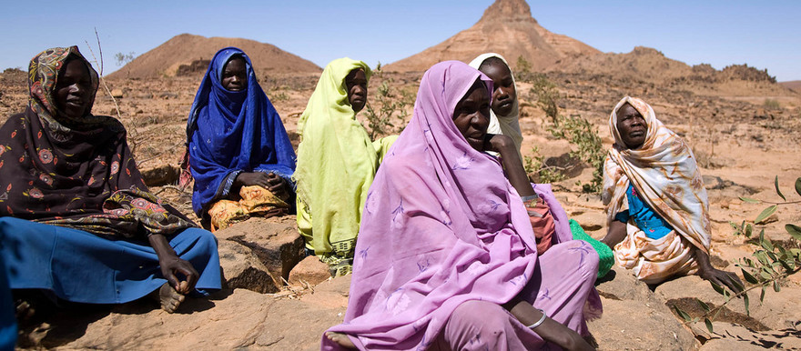 """Girls and women throughout Darfur continue to be intolerably at risk of sexual violence—see 