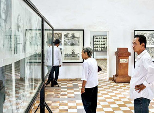 Stock photo agencies cash in on Khmer Rouge tragedy