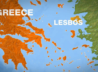 Refugee boat sinks between Greece and Turkey, 16 drown