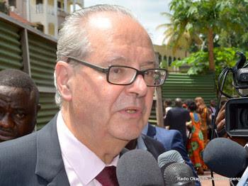 EU Ambassador Jean-Michel Dumond