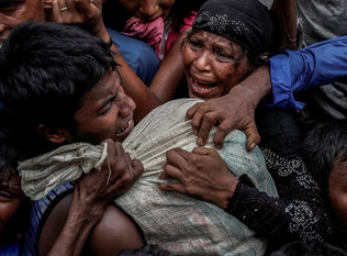 The Rohingya Crisis Is Becoming Islam's Genocide; What Are We Doing About It?